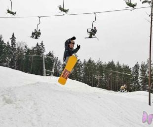Лыжний парк и парк отдыхa Ozolkalns