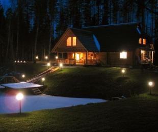 Лыжная база, Гостевой дом, баня Mežkalni