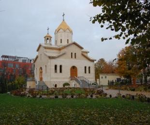 Armēņu apustuliskā baznīca