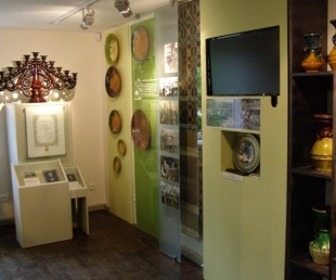 Objekta detalizēta meklēšana :: : Polycarp Cernavska ceramic house