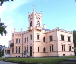 Objekta detalizēta meklēšana :: : Aluksne castle park