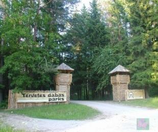 Objekta detalizēta meklēšana :: : Tērvete Nature Park
