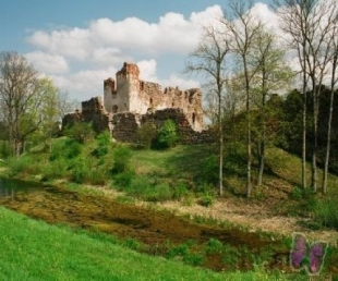 Objekta detalizēta meklēšana :: : The Zemgalian Castle Mound and Livonian Order Castle Ruins
