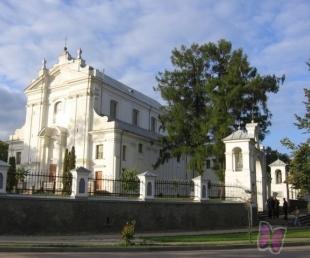 Objekta detalizēta meklēšana :: : The Roman Catholic Church in Krāslava