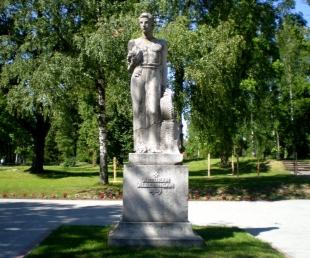 """Objekta detalizēta meklēšana :: : """"Sower""""(Sejejs) Monument"""