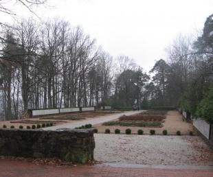 Sarkanās armijas karavīru brāļu kapi