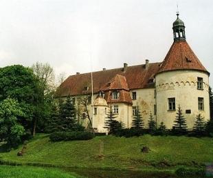 Замок Яунпилс (Jaunpils)