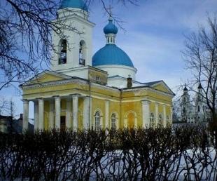 Objekta detalizēta meklēšana :: : Falling Asleep of the Holy Virgin Ludza Orthodox Congregation