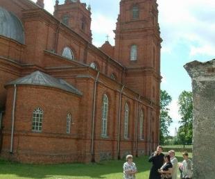 Nautrēnu (Rogovkas) Sv. Jaunavas Marijas bezvainīgās ieņemšanas Romas katoļu baznīca