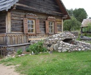 Objekta detalizēta meklēšana :: : Ethnographical Old Beliver Village of Slutiski