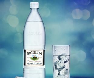 Сигулда Минеральнaя водa