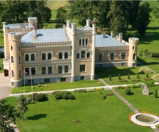 Замок Гарсенес