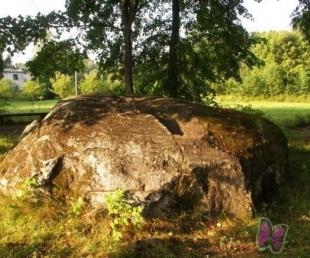 Objekta detalizēta meklēšana :: : The Big stone of Jaunaglona (Kameneca)