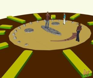 Objekta detalizēta meklēšana :: : The sundial of Priekule