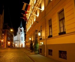 Objekta detalizēta meklēšana :: : Grand Palace Hotel