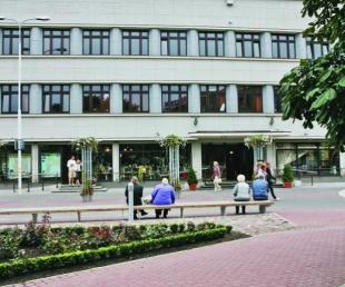 Дом латышского общества Лиепаи