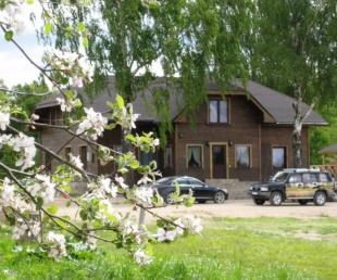 """Leiči Viesu nams pie ezera :: Rezervē viesu namu """"Leiči""""uz 2 diennaktīm un pirts bez maksas."""