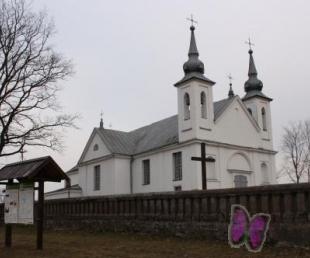 Kaunatas Sv. Jaunavas Marijas Romas katoļu baznīca