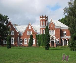 Objekta detalizēta meklēšana :: : Červonkas (Vecsalienas) estate castle