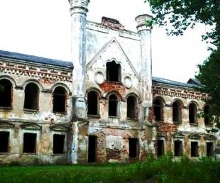 Objekta detalizēta meklēšana :: : Preili city park and Borhs manor complex