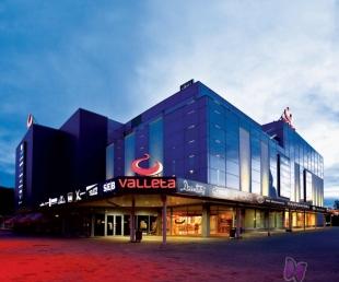 Торговый центр  ''Valleta''