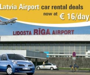 Car Hire Latvia