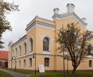 Objekta detalizēta meklēšana :: : Kuldiga sinagogue