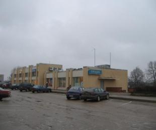 Madonas Dzelzceļa Stacija