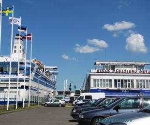 Rīgas pasažieru termināls