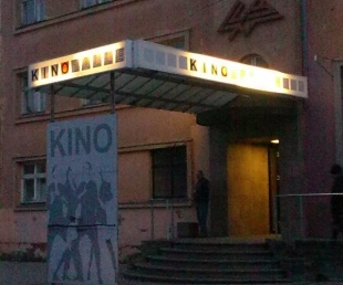 Kино Balle в Лиепае