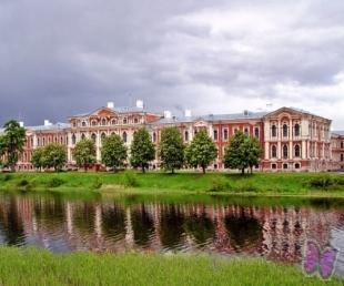 Objekta detalizēta meklēšana :: : The Jelgava Palace