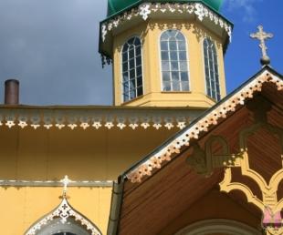 Objekta detalizēta meklēšana :: : Jersika Orthodox Church