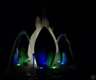 """Objekta detalizēta meklēšana :: : Fountain """"Plaukstošā ūdensroze"""""""