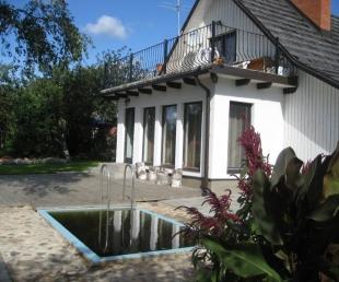Красты (Krasti) Гостевой дом.Баня