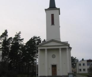 Ikšķiles ev. luteriskā baznīca
