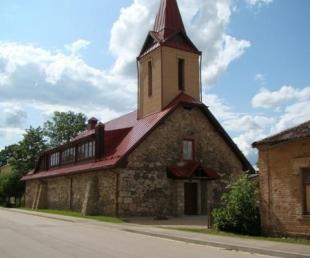 Pļaviņu Katoļu baznīca