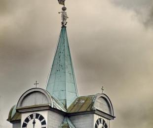 Kuldīgas Sv. Trīsvienības Romas katoļu baznīca