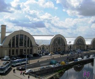 Objekta detalizēta meklēšana :: : Riga Central Market