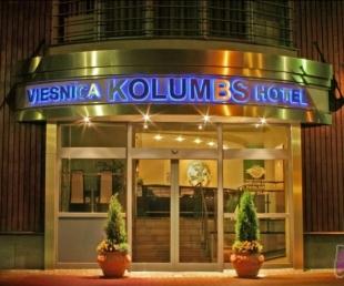 Objekta detalizēta meklēšana :: : Kolumbs Hotel