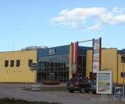 Tukuma Ledus Halle,Viesnīca