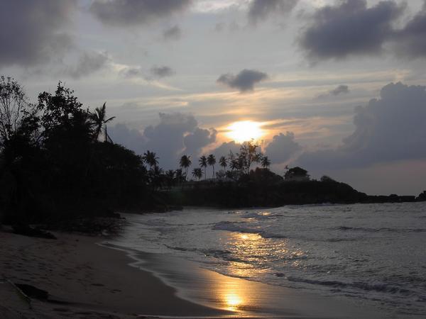 Tobago pludmales