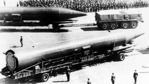 ballistiskās raķetes