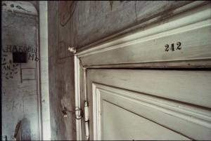 Autentiskais durvju numurs