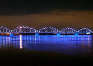 Dzelzcea tilts