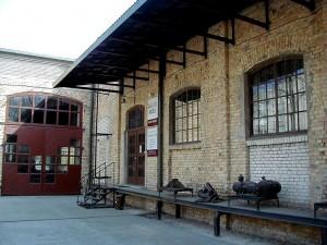 Dzelzcela muzejs