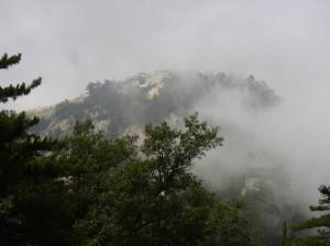Huashan_kalns