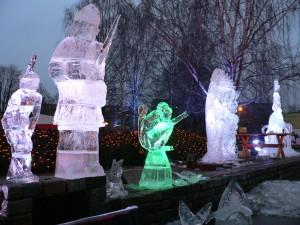 Ledus Skulptras Jelgav