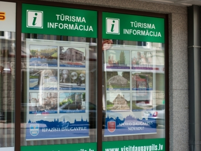 Tourism information center of Daugavpils