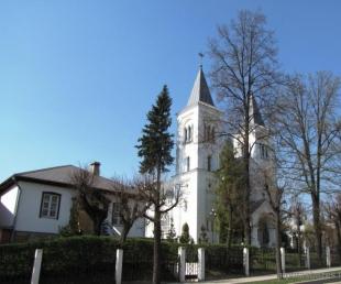 Rēzeknes Sāpju Dievmātes Romas katoļu baznīca