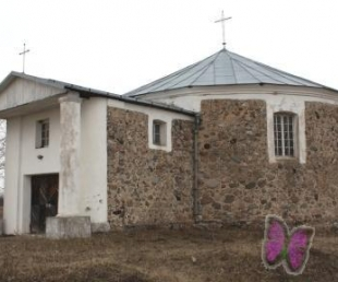 Baltā baznīca Dagdas novadā
